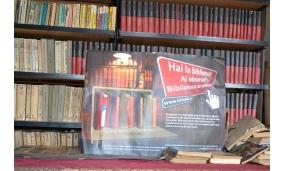 Biblioteca și Căminul Cultural, Bahna