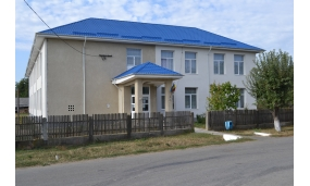 Școla cu clasele I-VIII Bahna