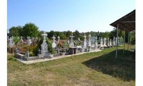 Cimitirul din Bahna și Capela Urzici
